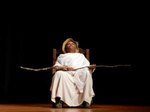 Natalie Daise Becoming Harriet Tubman 2013