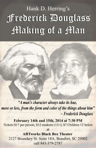 Hank D. Herring presents Frederick Douglass
