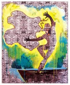 Amiri Farris Gullah Islander Toss