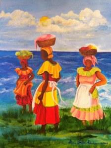 Sea Island Breezes by Diane Britton Dunham