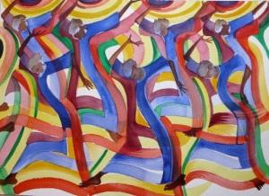 Bernard Hoyes - Jamaica - Respect Chorus