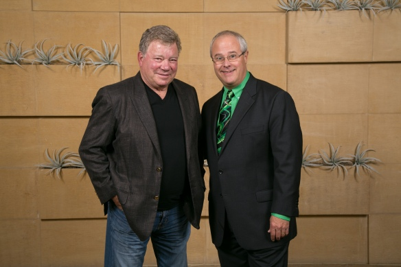 William shatner-richard laible